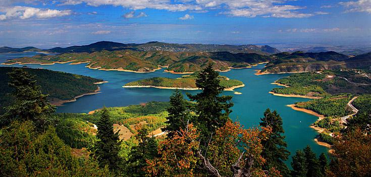 Βόλος- Λίμνη Πλαστήρα